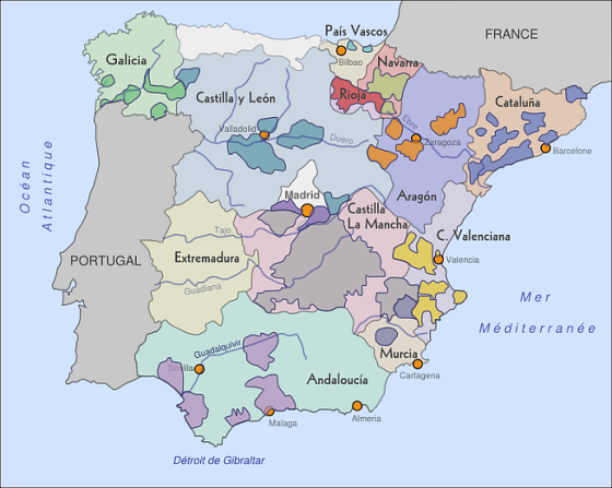 carte-appellations-vins-espagne