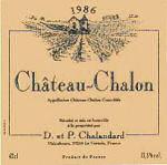 vin du jura chateau chalon