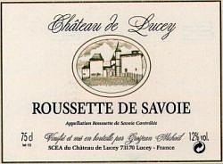 vin de savoie Roussette
