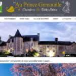 Chambre d'hôtes Au Prince Grenouille