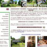 Chambre d'hôtes Chateau de Pintray