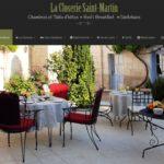 Chambre d'hôtes La Closerie Saint Martin