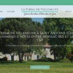 Chambre d'hôtes La Ferme de Villeneuve