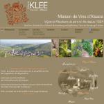 Albert Klee vins d'alsace