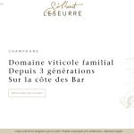 Champagne-GILBERT-LESEURRE
