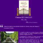 Chateau Pey Mallet