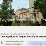 Chateau Peybonhomme