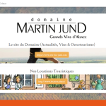 domaine Martin Jund vins d'alsace